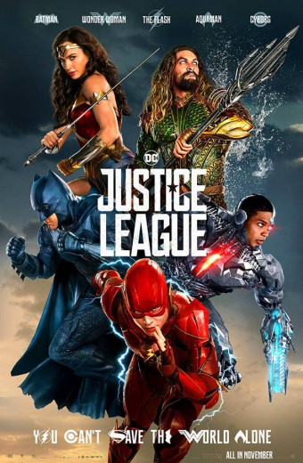 Justice League in 3D*
