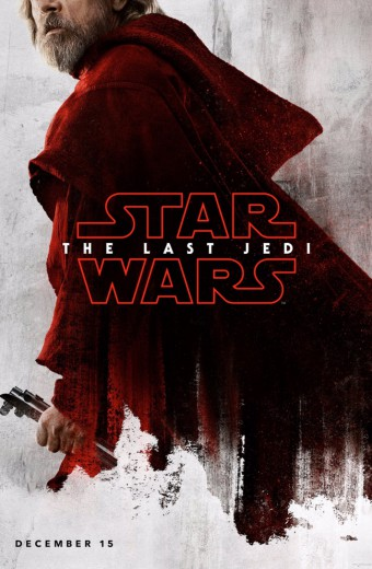 Star Wars: The Last Jedi in 3D* Dec. 14th! Tickets on sale now!!