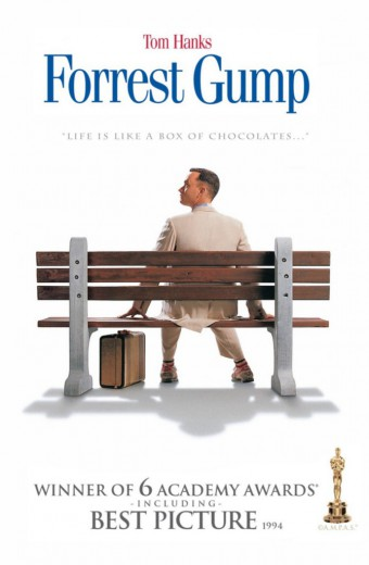 Classic Series: Forrest Gump Nov. 8th