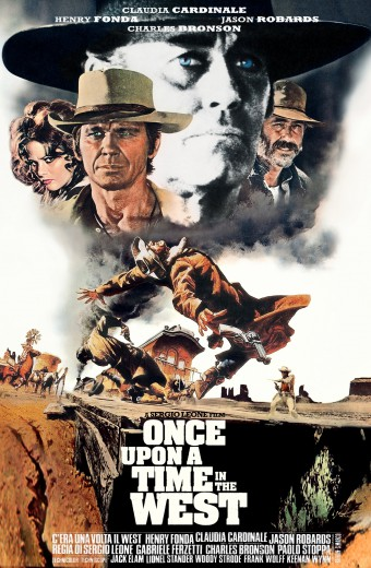 Classic Series: Once Upon A Time In The West Jan. 10th