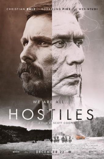 Hostiles* Opens Friday