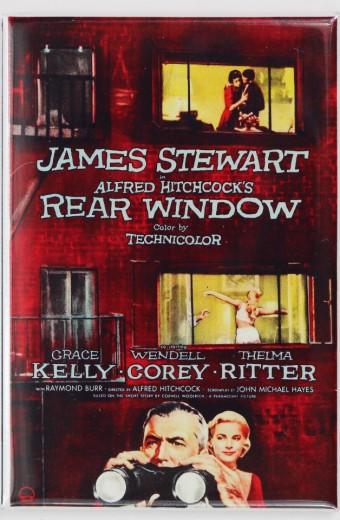Classic Series: Rear Window March 14