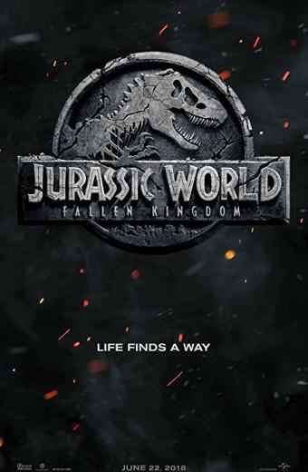 Jurassic World: Fallen Kingdom in 3D* - Opens Thursday!