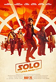 Solo: A Star Wars Story* - Opens Thursday!