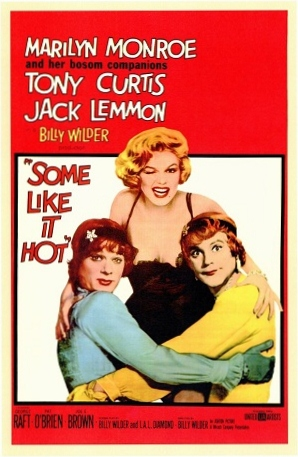 Classic Series: Some Like It Hot - May 9th