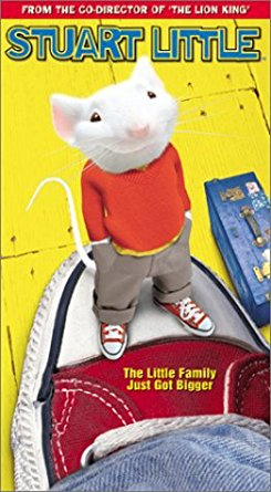 Kiddy Mat: Stuart Little - July 23th & 24th at 11am Only!
