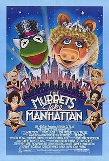 Kiddy Mat: The Muppets Take Manhattan - July 16th & 17th at 11am Only!