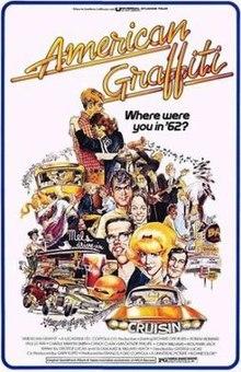 Classic Series: American Graffiti - May 8th
