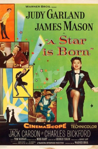 Classic Series: A Star Is Born (1954)