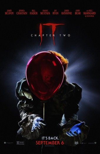 It Chapter Two* - Opens Sep. 5! Tickets On Sale Now!