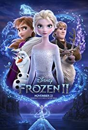 Frozen II* - Opens Thursday!