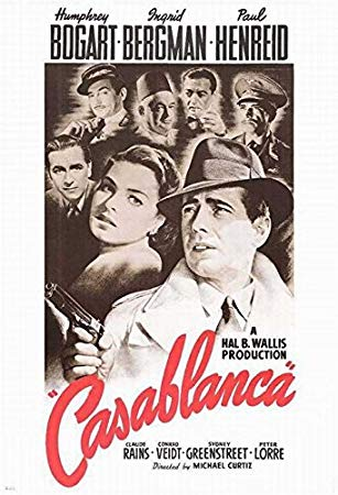 Classic Series: Casablanca on February 12th