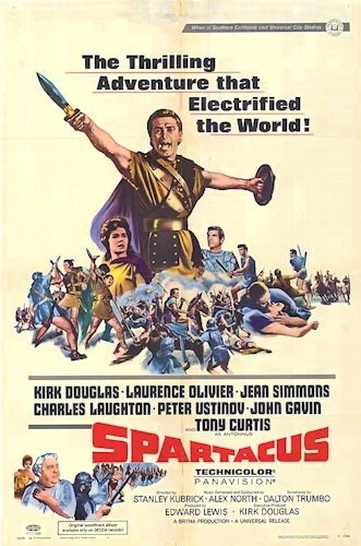 Classic Series: Spartacus - May 11 & 13